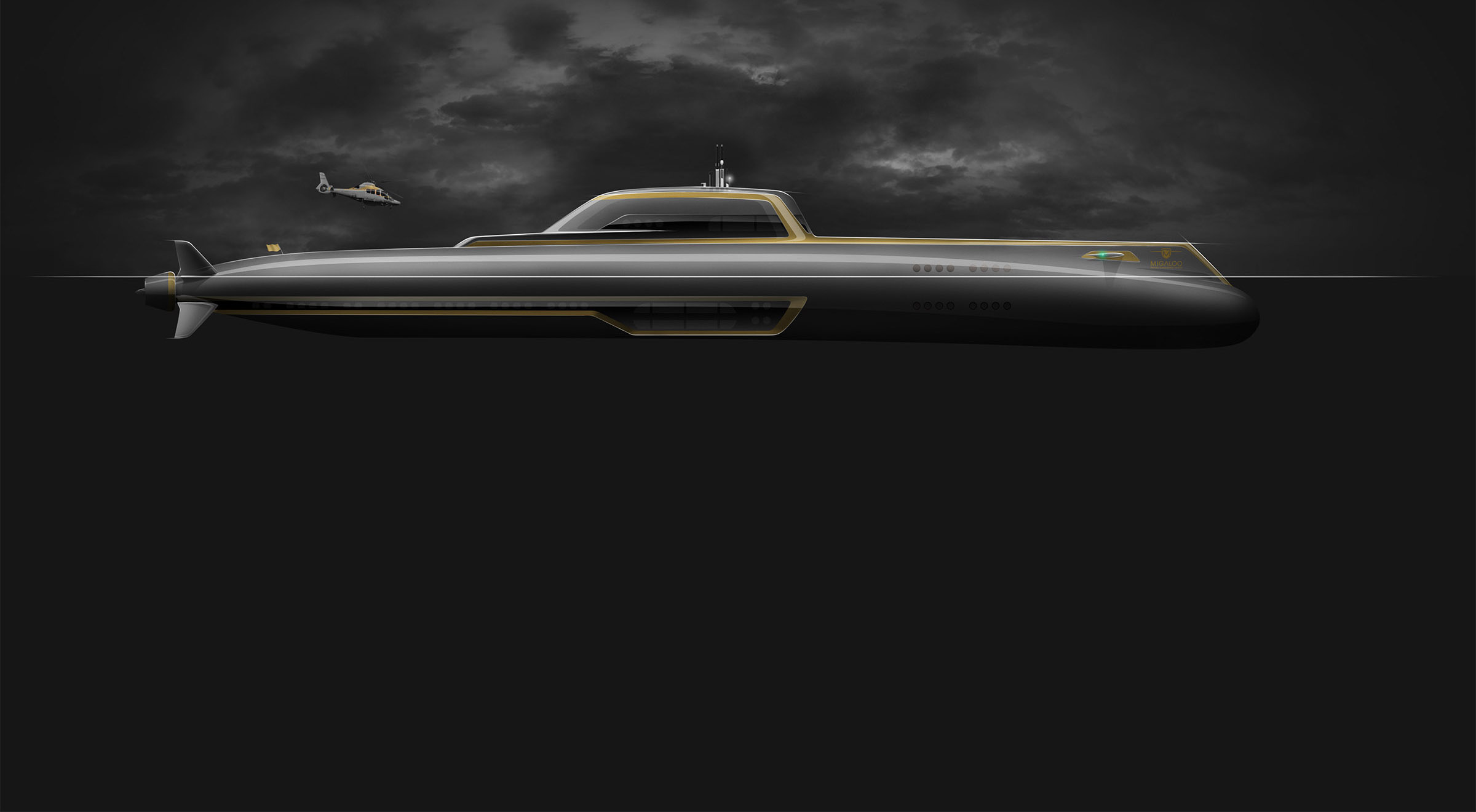 Evil Doers Are You In Need Of A Custom Submarine Evil